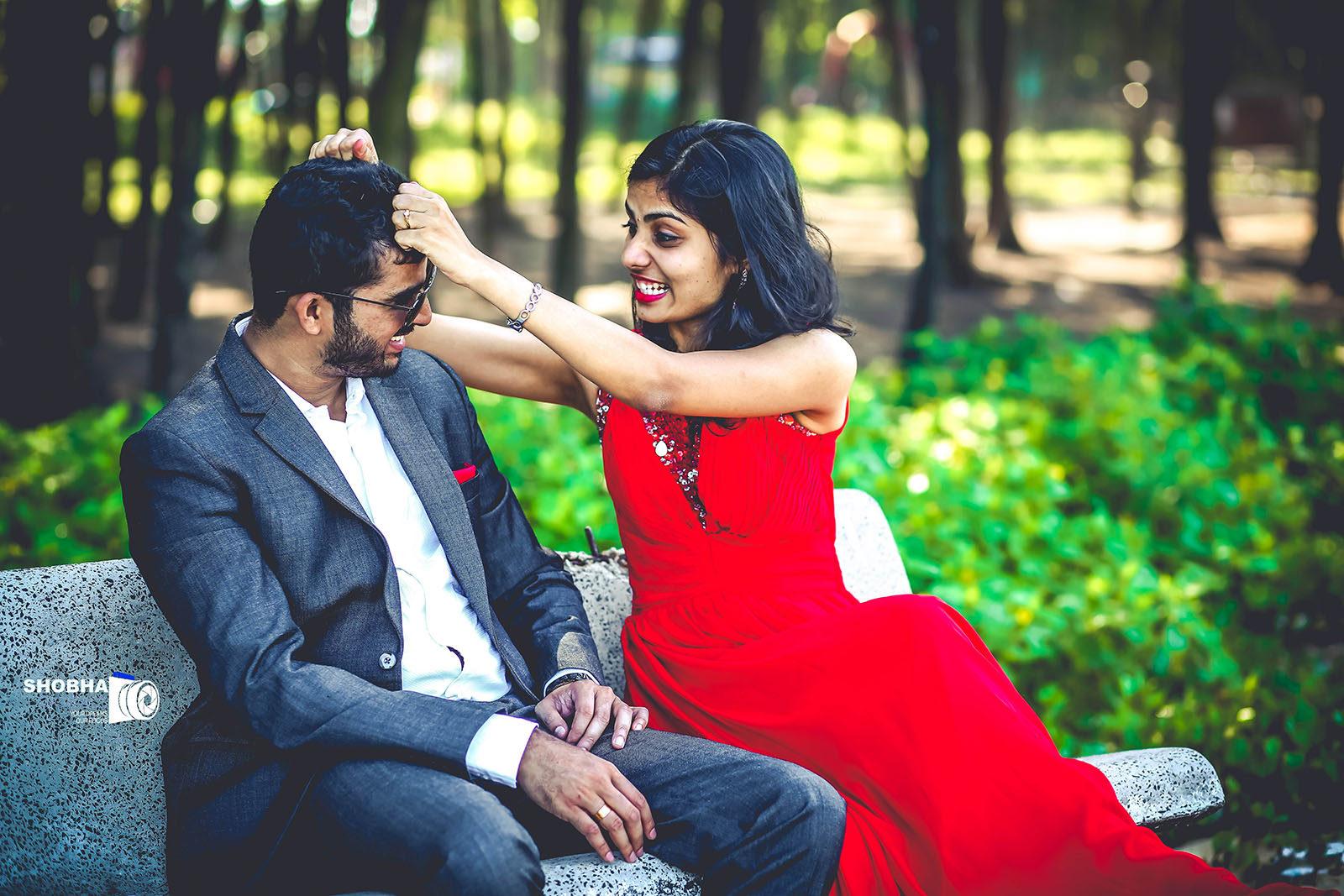 Shobha Digitals Couple