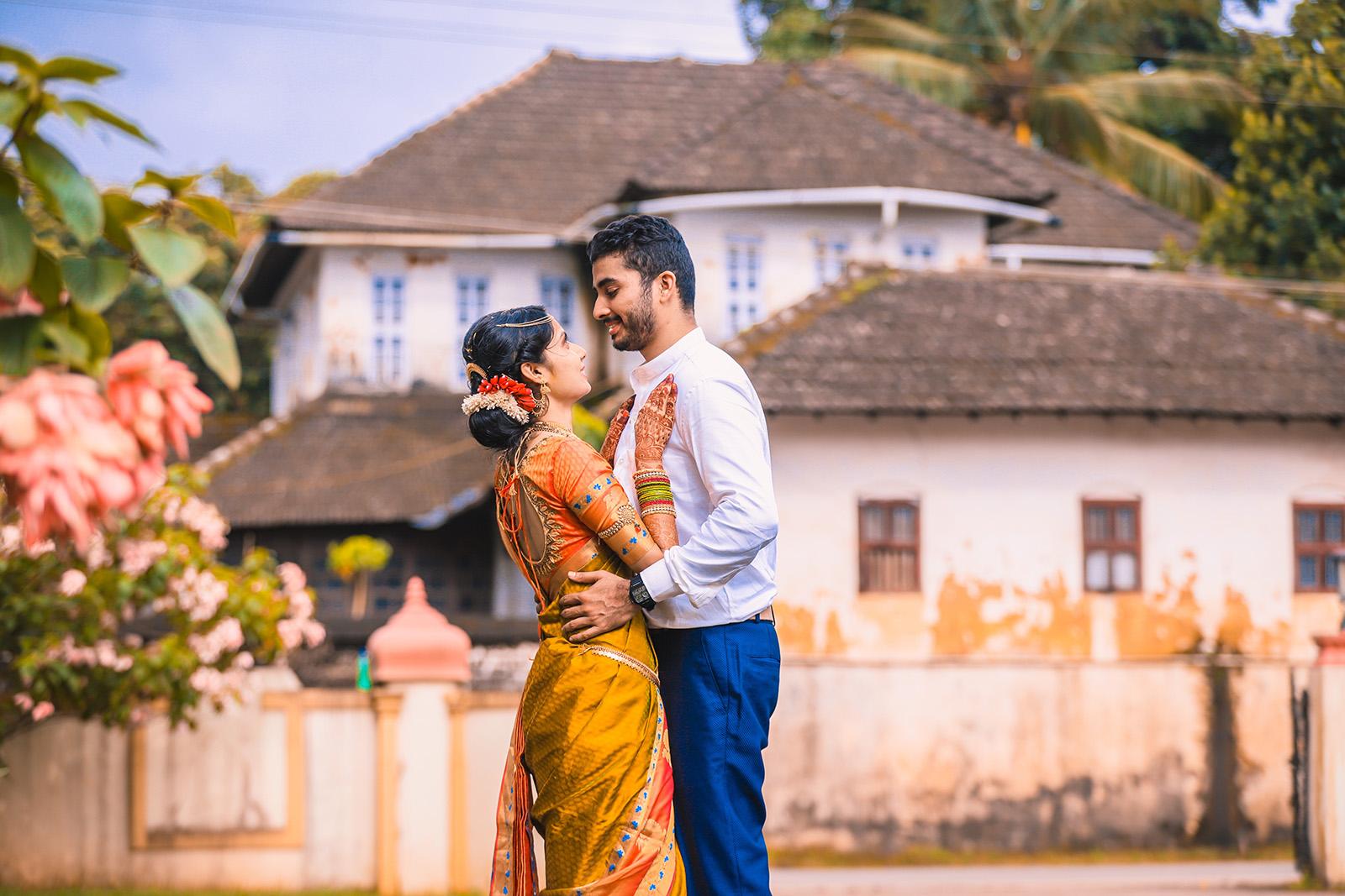 Mangalore Photographers Engagement